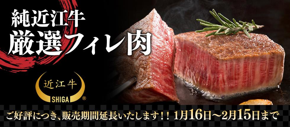 純近江牛 厳選フィレ肉