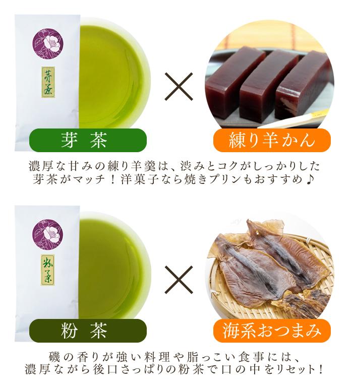 ポスト投函ギフト 静岡県産深蒸し茶4種飲み比べ