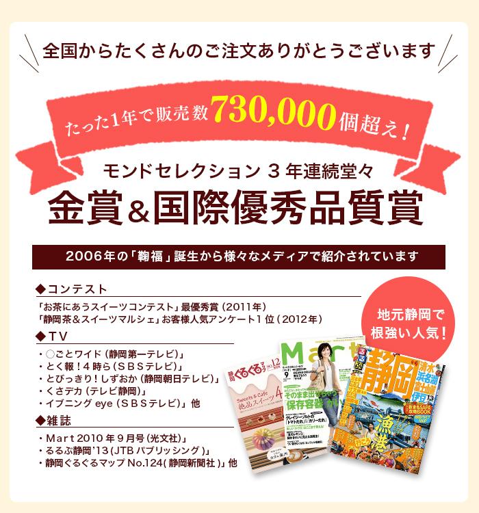 メディア紹介と受賞歴