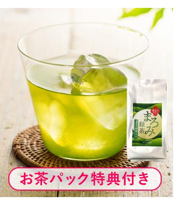 まろみ緑茶