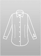 スリムフィット/レディースシャツ/ワイシャツ/Yシャツ
