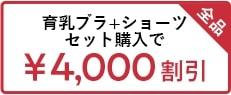 4000育乳ブラクーポン