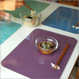 luncheon mat