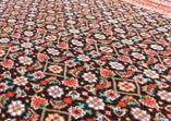 手織り高級絨毯(シルク)