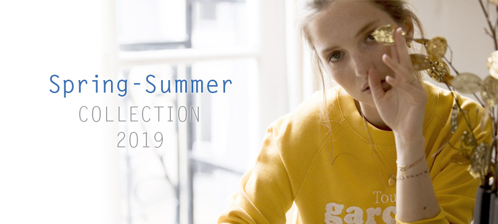 2018-2019 spring&summer COLLECTION