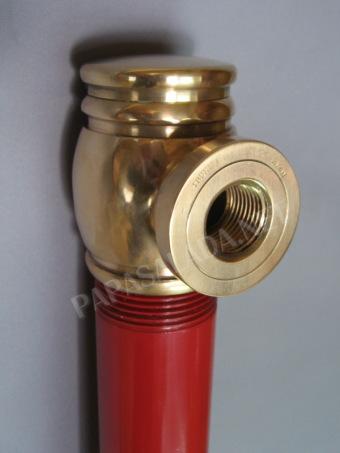 ガーデニング水栓柱/双口