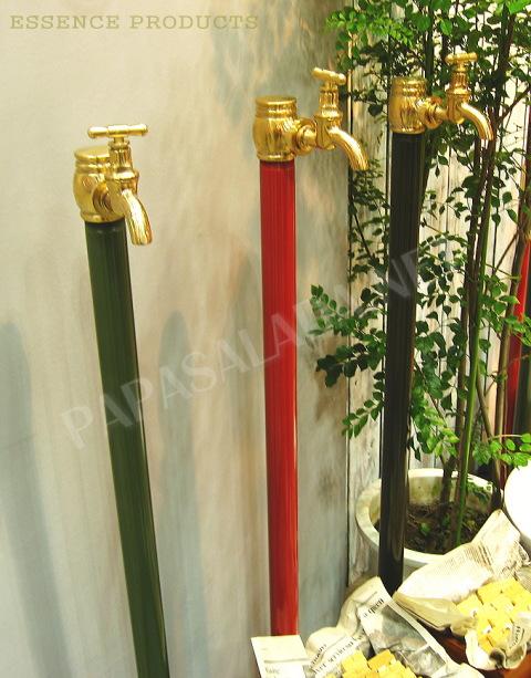 ガーデニング水栓柱/単口