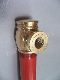 ガーデニング水栓柱|蛇口取付部