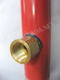 ガーデニング水栓柱|給水取付部