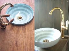 ノルディカ「オビ」手洗い器サンプル