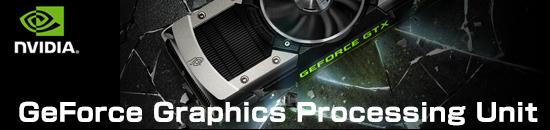 GeForceグラフィックカード