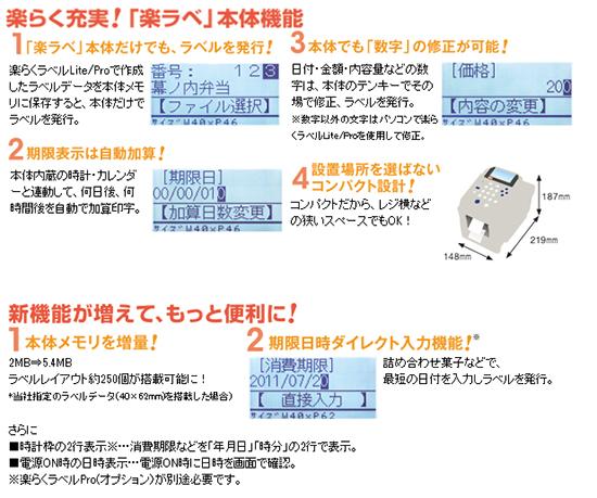 LP-50SIIシリーズ