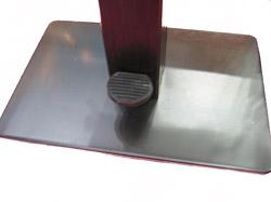 トリミングテーブル昇降ペダル