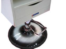 トリミングテーブル,油圧