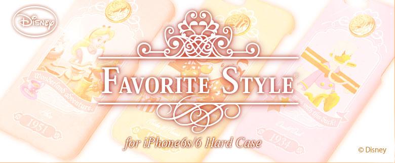 FAVORITE STYLEアンティークコレクションiPhone6s/6対応ハードケース