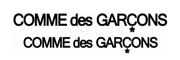 COMME DES GARCONS COMME DES GARCONS