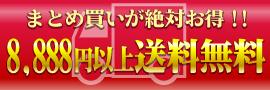 8,888円以上送料無料