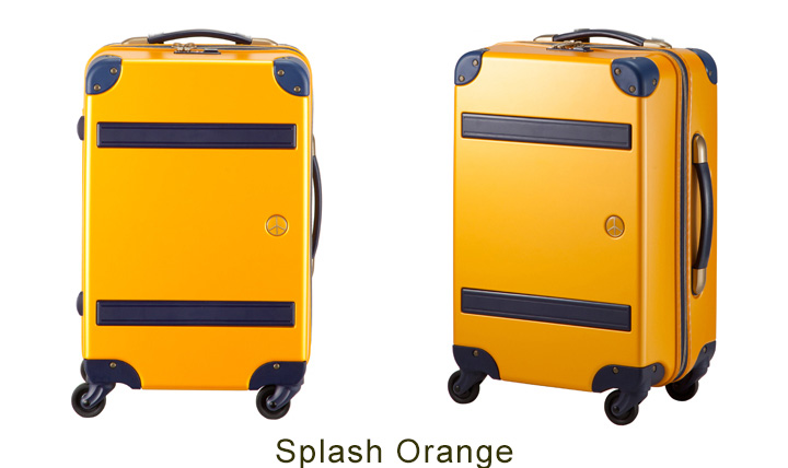 Peace Passenger(ピース&パッセンジャー)|8170-49|スプラッシュオレンジ