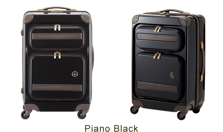 Peace Passenger(ピース&パッセンジャー)|8170-56P|ピアノブラック