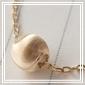 K18 ゴールド シンプル ネックレス [ポルカ&ポルコ]
