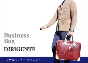 ビジネスバッグ DIRIGENTE(デリジェンテ)