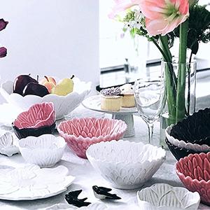 ポルトガルを代表する陶磁器メーカー ボルダロピニェイロブルーミー