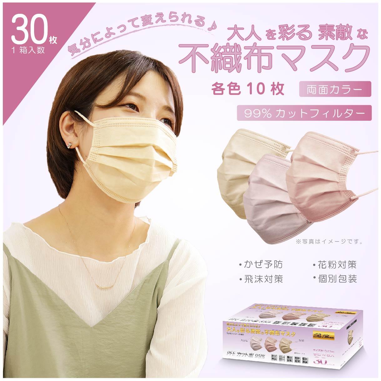 不織布マスク