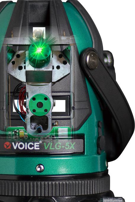 GREEN LASER  VLG-5X
