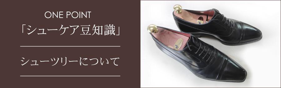 靴ケア豆知識 シューツリーについて