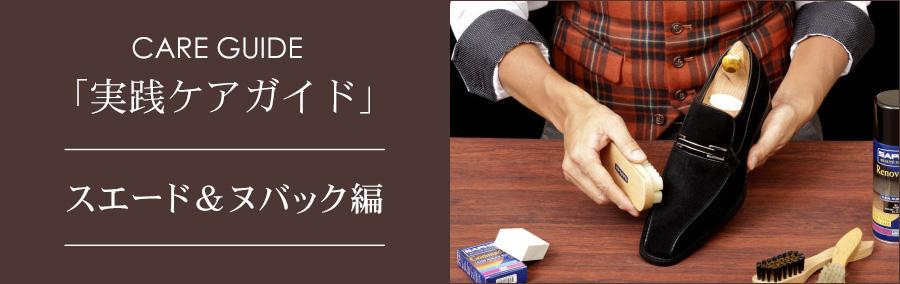 実践ケアガイド スエード&ヌバック編