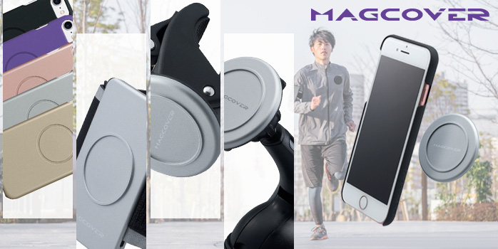 MAGCOVER iPhone用ケース