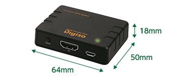 ></p><p>「PHM-SP102S」は重さわずか37g。<br>サイズも(W)64mm×(D)50mm×(H)18mmとコンパクトで場所をとらず、持ち運びにも便利です。</p></div></div><h3>ゲームの録画やビデオ配信にも使える</h3><div><div class=
