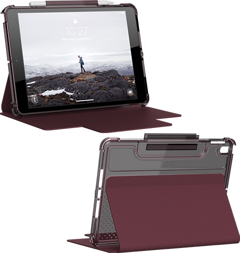 iPad(第8/7世代)用ケース LUCENT