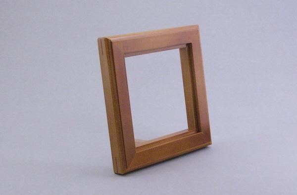 木枠フレーム 98mm 小サイズ用 正面