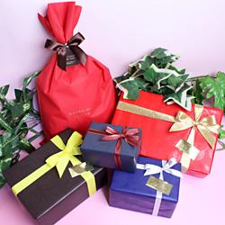プレゼントは気持ちを込めてラッピング