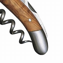 ソムリエナイフ シャトーラギオール アン・オブラック オリーブ自然素材と手作りによる「個性」を