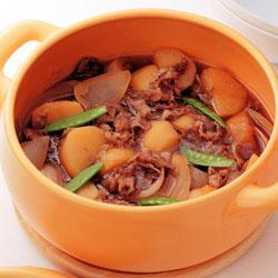 耐熱セラミック鍋「マルチポット」煮崩れしにくい!