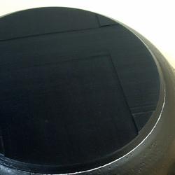 IH対応マジカル土鍋の鍋底は厚さ5mmのカーボン製!