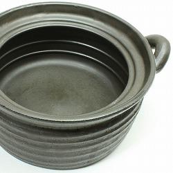 炊飯鍋 ごはん鍋 土鍋 IH対応 1~2合用