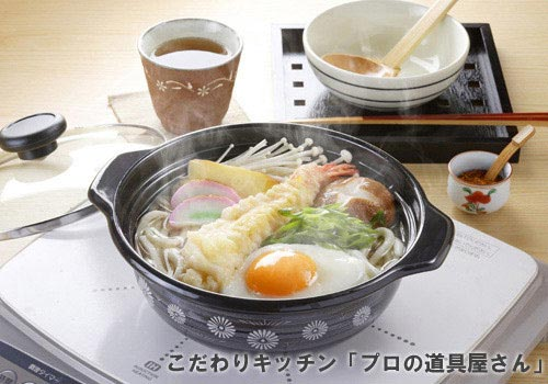 IH対応・ホーローあじわい鍋を使ったおいしい鍋料理