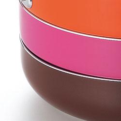 IH対応コンパクトマロンポットパン20cmのカラーが可愛い!