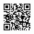 【アピックス】ポータブル保冷温庫(20L)シルバーのQRコード