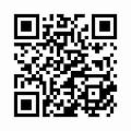 カクテルグラス・2個セットのQRコード