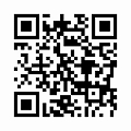 【日本製】遠赤外線デスク下用ヒーター足元スポットウォームのQRコード