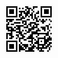 【津軽びいどろ】日本製・丸型・一輪挿し(水風船柄)若草 f-71269のQRコード