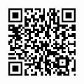 【日本製】蚊遣り(蚊取り線香入れ)黒のQRコード