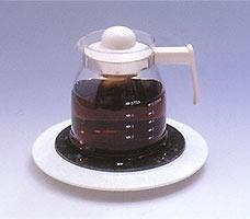 石版保温プレートでおいしい紅茶を