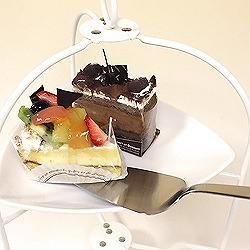 折りたたみ式 ケーキスタンド
