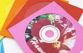 エルコ、CD封筒