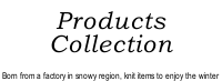Products Collection
